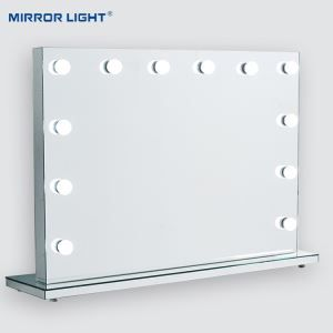 Illuminated Led Makeup Vanity Hollywood Mirror With Lights